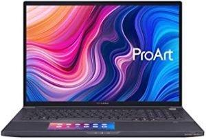 Asus W730G5T-H8104R ProArt Studio Book Pro X 17.0 inches LED Laptop - Intel E-2276M 2.8 GHz