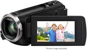 Panasonic Full HD Video Camera Camcorder HC-V180K