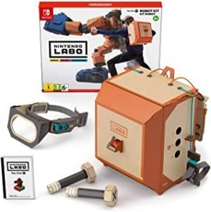 Nintendo Labo Toy-Con 02: Robot Kit (Switch)