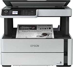 Epson M2140 EcoTank Monochrome All-in-One Ink Tank Printer(Print