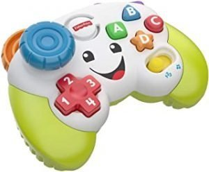 Fisher Price Laugh & Learn Game & Learn Controller - UK English Edition FWG12