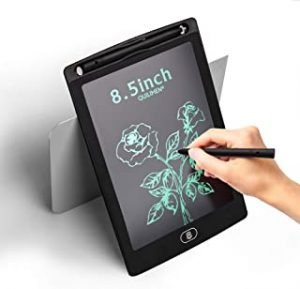 8.5 Inch Portable Electronic Drawing Board Colorful LCD Writing Board Graphics Tablet for Kids