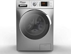 Super General 10 kg Front Loading Washing Machine SGW10400CRMS