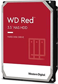 Western Digital WD Red 4TB NAS Internal Hard Drive - 5400 RPM Class