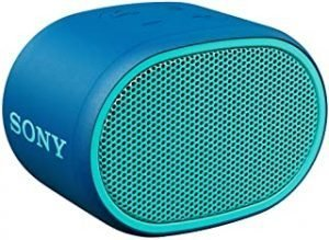 Sony SRSXB01/L Extra Bass Portable Bluetooth Water-Resistant Hi-Res Speaker - Blue
