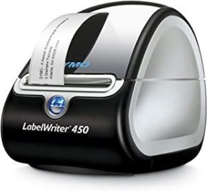DYMO Label Printer | LabelWriter 450 Direct Thermal Label Printer