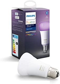 Philips Hue UAE White and Colour Ambiance LED Smart Bulb