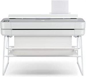 HPDesignJetLarge Format Printer Studio 36-inch 'Steel Finish' (A0/A1/A2/A3/A4) Inkjet Color Plotter/Printer Wi-Fi