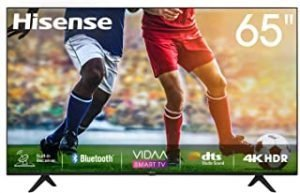 Hisense 65inch 65A7120FS 4K UHD Ultra HD Smart TV VIDAA 3.0 Dolby Vision Blutooth 5.1 Wifi Shahid VIP OSN