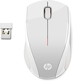 HP X3000 Wireless Mouse Pike Silver