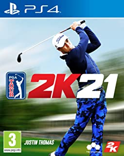 PGA Tour 2K21 (PS4) - UAE NMC Version