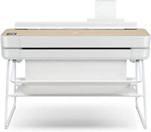 HPDesignJetLarge Format Printer Studio 36-inch 'Wood Finish' (A0/A1/A2/A3/A4) Inkjet Color Plotter/Printer Wi-Fi