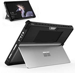 MoKo Case Fit Microsoft Surface Pro 6 / Pro 5 / Pro 2017 / Pro 4 / Pro LTE Case