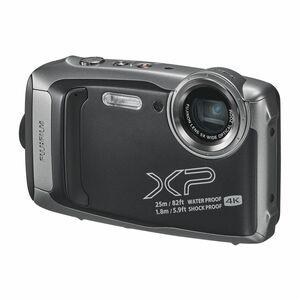 Fujifilm Finepix Xp140 Dark Silver Digital Camera