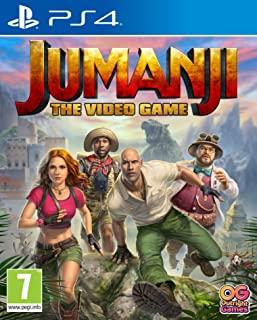 PS4 JUMANJI THE VIDEO GAME (R2) PEGI ENG STD (PS4)