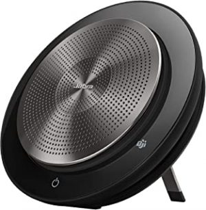 Jabra Speak 750 MS Wireless Bluetooth Speaker for Softphones and Mobile Phones – Easy to Set Up – Lightweight