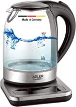 Germany Touch control kettle base with LCD 2200W 1.7L (Adler)