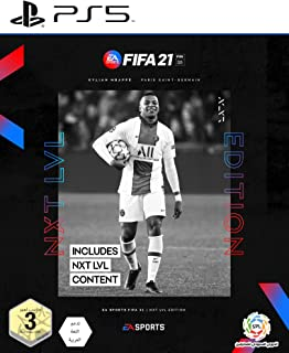 FIFA 21 NXT LVL Edition (PS5) - UAE NMC Version