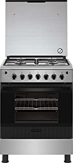 Frigidaire 60 X 60 cm 4 Gas Burners Free Standing Gas Cooker