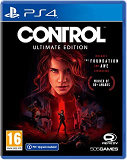 Control Ultimate Edition PEGI (PS4)