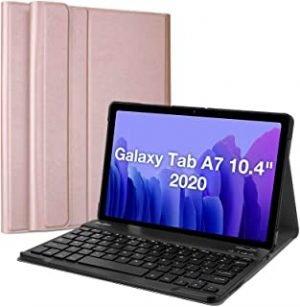 ProCase Galaxy Tab A7 10.4 Inch 2020 Keyboard Case(SM-T500 T505 T507)