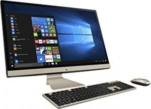 Asus All in One Desktop PC V272-27-Inch IPS Panel Full HD Display