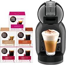Nescafe Dolce Mini Me Coffee Machine (with 5 Capsule Boxes)