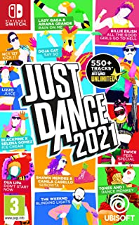 Just Dance 2021 (Nintendo Switch) - UAE NMC Version