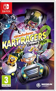 Nickelodeon Kart Racers 2: Grand Prix (Nintendo Switch)