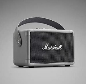 Marshall Kilburn II Portable Bluetooth Speaker Grey