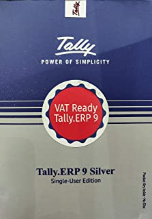 Tally.ERP 9 - International Version - Silver Edition / Single User