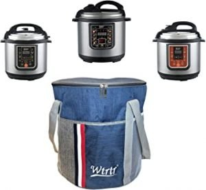 Wtrtr Dust Proof Cover for Travel Tote Bag for Instant Pot