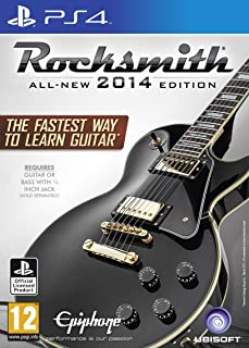 Rocksmith - 2014 Edition with Real Tone Cable (PS4)