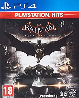 Batman: Arkham Knight - PlayStation Hits - by WB Games for PlayStation 4 - Region 2