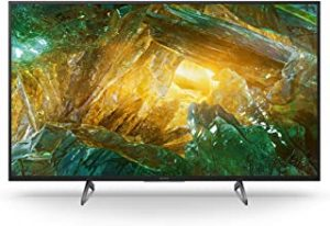 Sony BRAVIA 49 inch X80H Series 4K UHD HDR Smart Android TV with Google Assistant Voice Search
