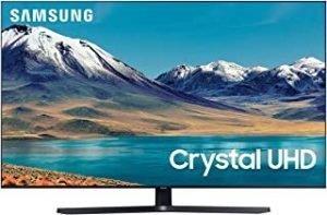 Samsung UA55TU8500UXZN 55 inches Samsung 55 Inch UHD 4K Flat Smart TV - TU8500 (2020)