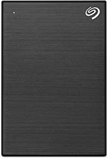 Seagate 5TB One Touch Portable Hard Drive USB 3.2 Gen 1 Black - STKC5000400