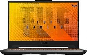 "ASUS - TUF Gaming 15.6"" Full HD Laptop - Intel Core i5-10300H- 8GB Memory - 256GB SSD -NVIDIA GeForce GTX 1650 Ti – Black"