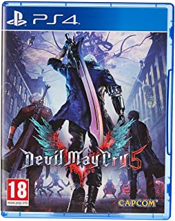 Devil May Cry 5 by Capcom - (PS4)