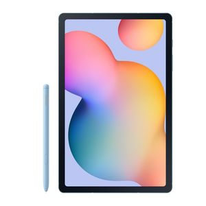 Samsung Galaxy Tab S6 Lite 10.4 Inch Tablet Angora Blue 64 GB/4 GB Wi-Fi+Cellular