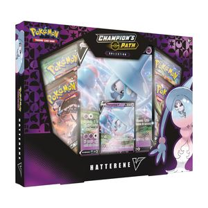 Pokemon TCG Champions's Path Hatterene V Box