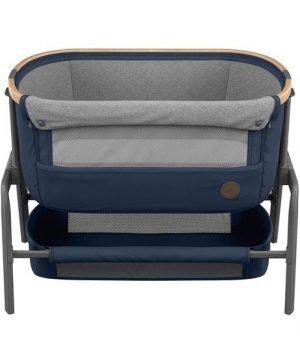 Maxi-Cosi Iora Co-Sleeper - Essential Blue
