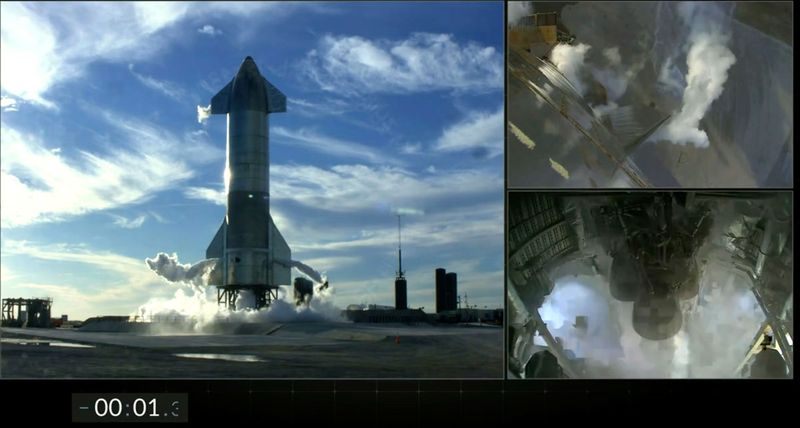 SpaceX made its first attempt to launch Starship on Tuesday