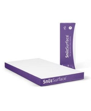 SnuzSurface Adaptable Cot Bed Mattress SnuzKot