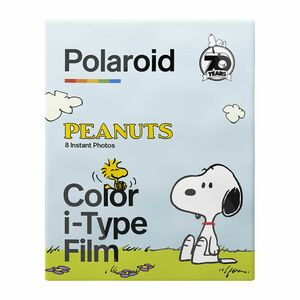 Polaroid Color Film for I Type Peanuts Edition