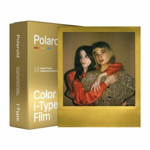 Polaroid Color Film for I Type Golden Moments Double Pack