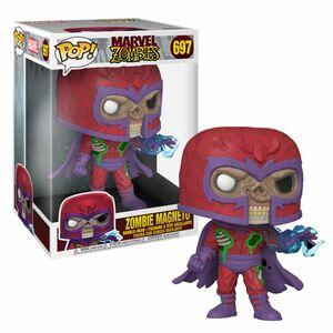 Funko Pop Marvel Zombies Magneto Zombie 10 Inch Vinyl Figure