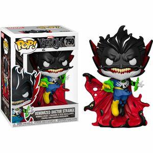 Funko Pop Marvel Venomized Dr. Strange With Energy Glow In the Dark Vinyl Figure