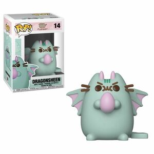 Funko Pop Pusheen Dragonsheen Vinyl Figure