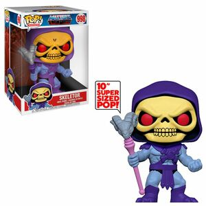 Funko Pop Animation Master of the Universe 10 Inch Skeletor Vinyl Figure
